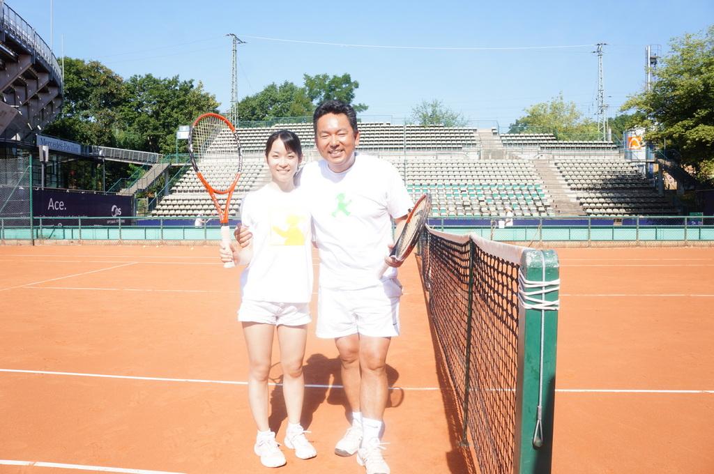 土曜日。テニス+Markt+夜は拙宅で食事会。_c0180686_0413267.jpg