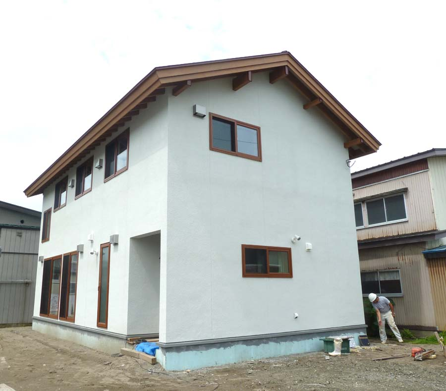 A様邸「二ツ井太田面の家」_f0150893_134321.jpg