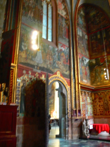 中欧家族旅行2012年08月-第九日目-チェコ・プラハ、プラハ城(II)、聖ヴィート大聖堂_c0153302_10453099.jpg