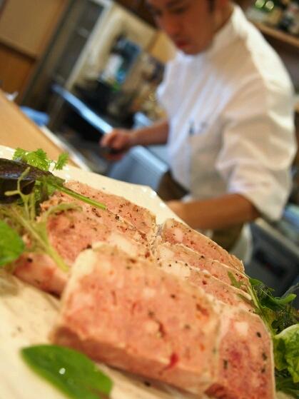 waju kitchenフレンチ専属講師のふみ先生の店が南流山についにopen♪_b0252508_061667.jpg