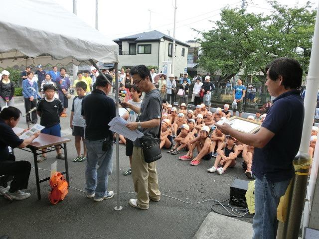 今年も盛大に開催「第27回 田宿川たらい流し川祭り」_f0141310_6555527.jpg