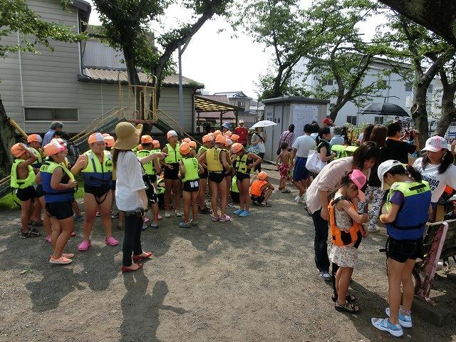 今年も盛大に開催「第27回 田宿川たらい流し川祭り」_f0141310_6572443.jpg