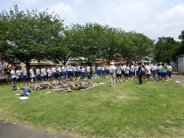 今年も盛大に開催「第27回 田宿川たらい流し川祭り」_f0141310_725499.jpg