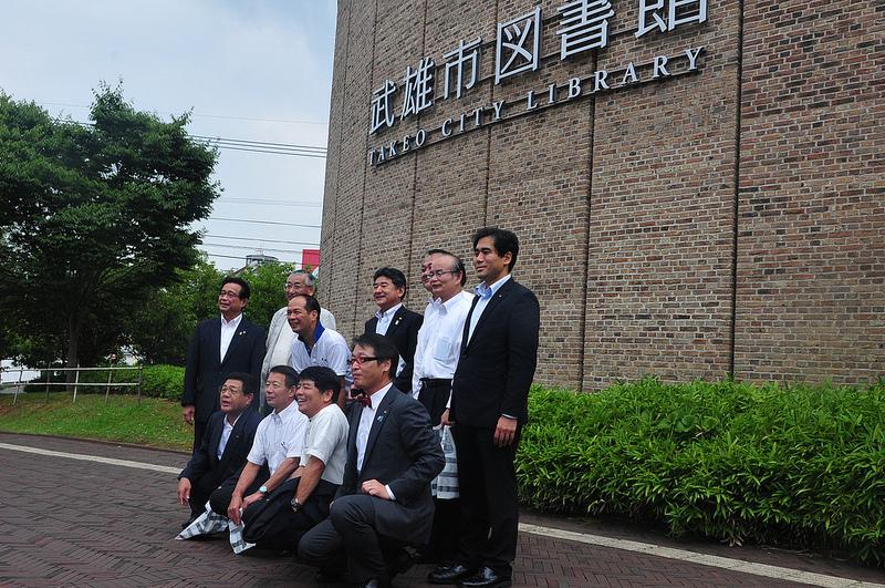 今日は滋賀県10市長がお越しに_d0047811_21125329.jpg