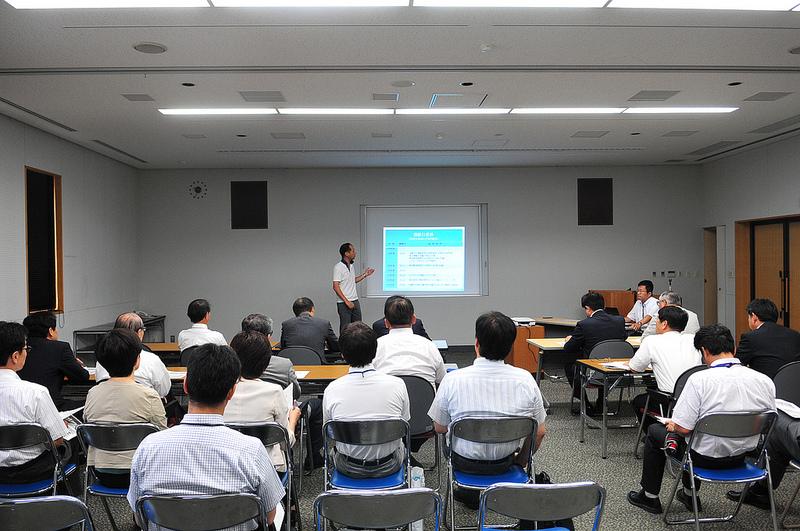 今日は滋賀県10市長がお越しに_d0047811_21125786.jpg