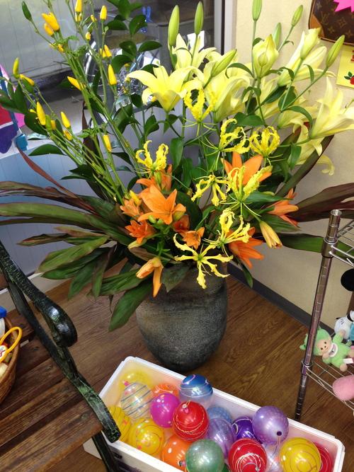 今週のお花とセール情報_a0200423_196162.jpg