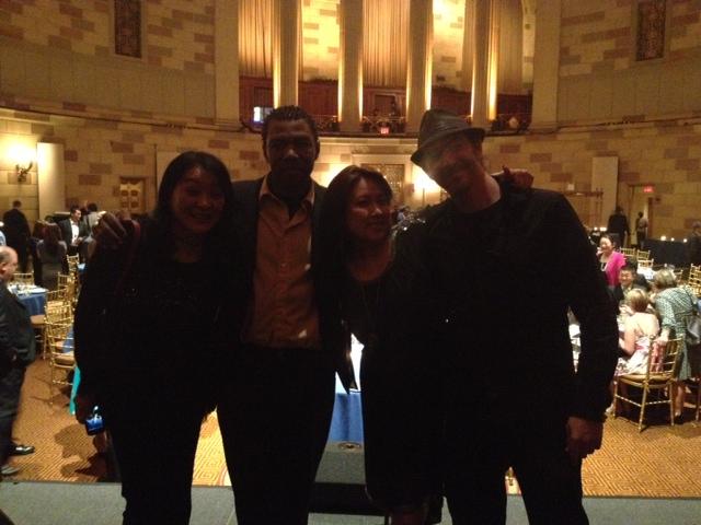 JCI Partnership Summit 2013のレセプションでニューヨークのゴッサムホールで歌いました。_a0150139_8204987.jpg