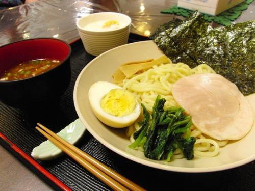 お食事 ~ やとつけ麺 ~_e0222340_1714213.jpg