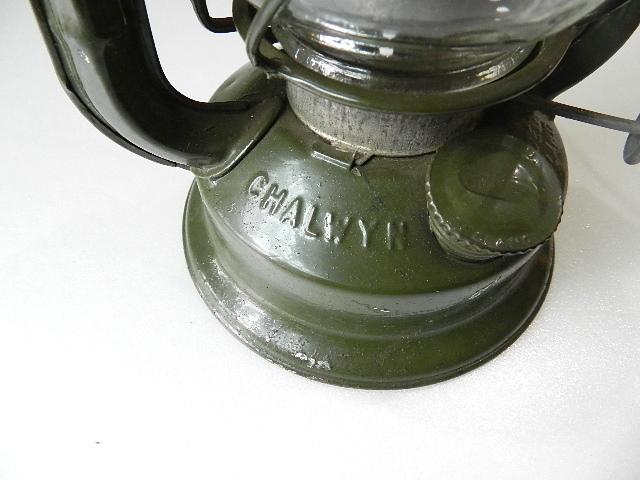 50\'S U.K. army Lantern dead stock_f0226051_14392121.jpg