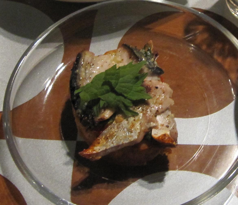 7月の料理「夏野菜と瀬戸内の魚介」_d0177560_1537545.jpg