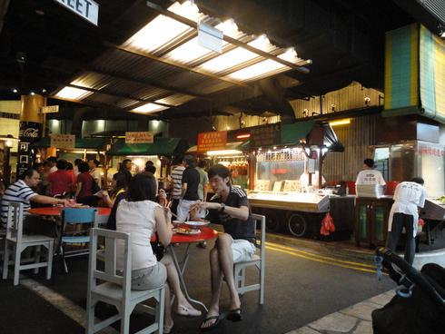 大好き♪シンガポール旅行 その10 初めてのホーカーでのゴハン_f0054260_16511551.jpg