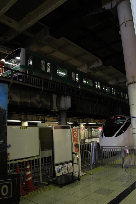 上野駅130周年 _d0202264_2281134.jpg