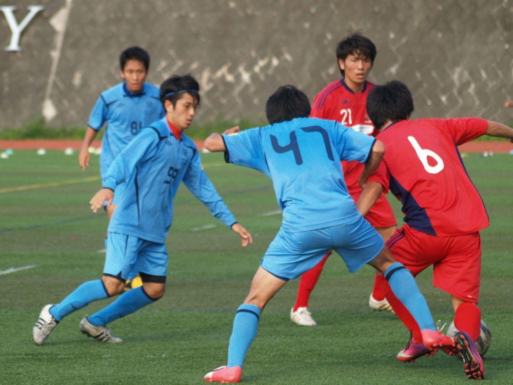 練習試合vs明治学院大学_a0109270_855332.jpg