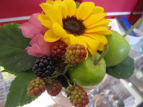 今週のお花。_a0171984_1821228.jpg