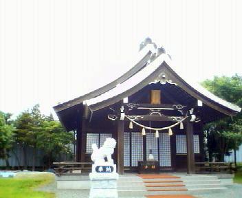 北広島西高校、西の里神社_f0078286_1003218.jpg