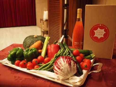 「オーガニックをおいしく食べよう!」in札幌パークホテル_f0254491_17422990.jpg