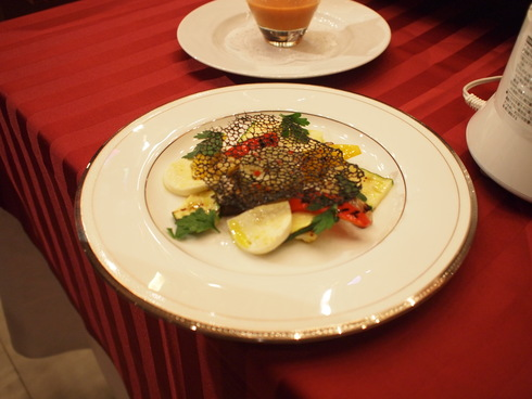 「オーガニックをおいしく食べよう!」in札幌パークホテル_f0254491_17483192.jpg