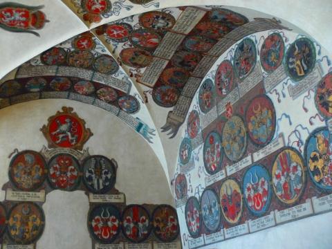 中欧家族旅行2012年08月-第九日目-チェコ・プラハ、プラハ城(V)、旧王宮と聖イジー教会_c0153302_13544398.jpg