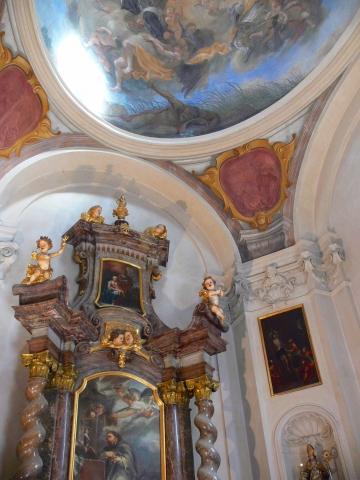 中欧家族旅行2012年08月-第九日目-チェコ・プラハ、プラハ城(V)、旧王宮と聖イジー教会_c0153302_13552039.jpg