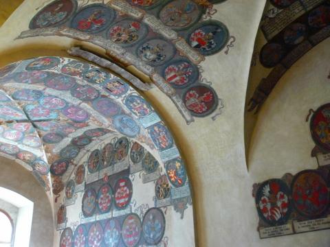 中欧家族旅行2012年08月-第九日目-チェコ・プラハ、プラハ城(V)、旧王宮と聖イジー教会_c0153302_1355217.jpg