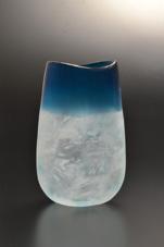 川辺雅規展 ーガラスの器/器のガラスー 明日から_c0218903_9594569.jpg
