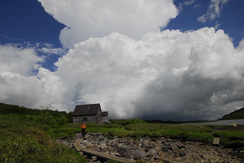 2013年7月 July 2013 大雪トムラウシ山系縦走 Trekking in Taisetsu (Tomurausi) Mountains_c0219616_1515330.jpg