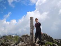 2013年7月 July 2013 大雪トムラウシ山系縦走 Trekking in Taisetsu (Tomurausi) Mountains_c0219616_15474595.jpg