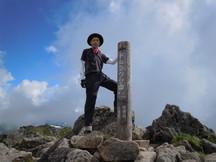 2013年7月 July 2013 大雪トムラウシ山系縦走 Trekking in Taisetsu (Tomurausi) Mountains_c0219616_1547784.jpg