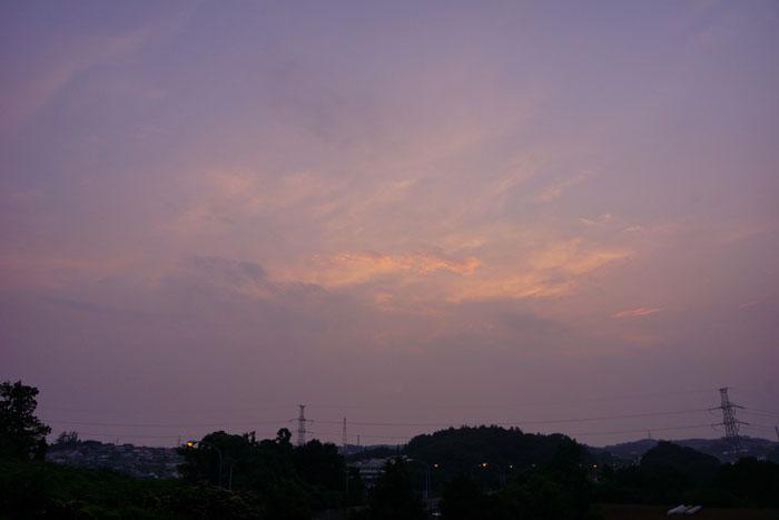 文月 晦日の夕_e0077521_23215978.jpg