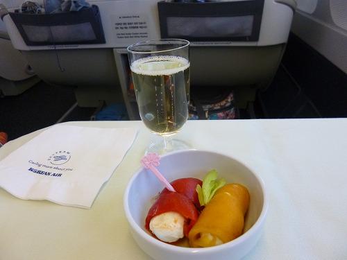 ハワイ☆2013~大韓航空ビジネスクラスで帰国♪_f0207146_642542.jpg