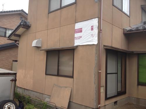 「外壁修繕工事」@内灘_b0112351_13322642.jpg