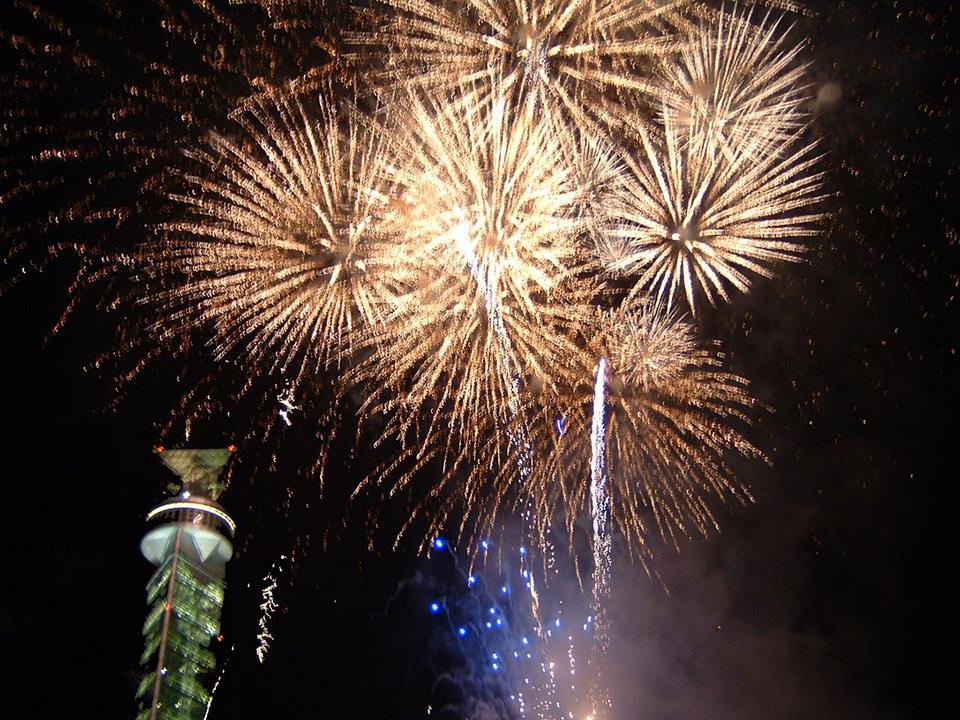 2016年 クロスランド盆踊り&花火大会 _c0208355_17295484.jpg