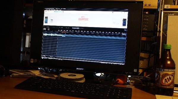 DSD録音を編集中_e0166355_16562653.jpg