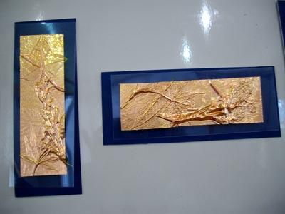 子どもたちと銅板レリーフ_e0239968_1885175.jpg