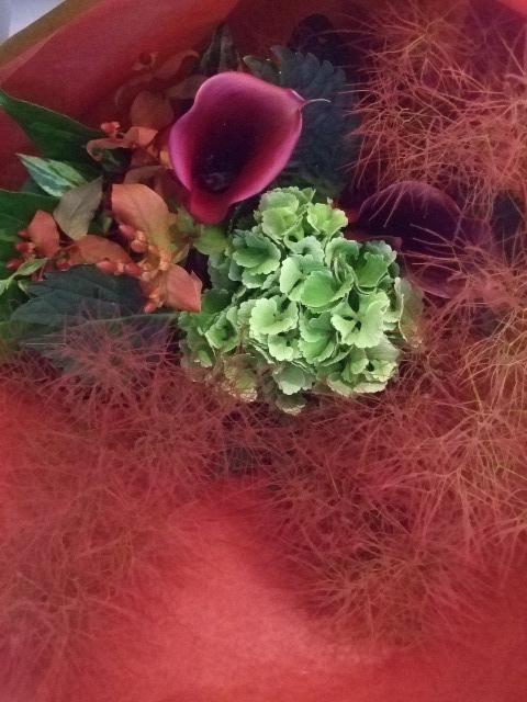 オークリーフ花の教室(落合さんの作品)_f0049672_1862822.jpg