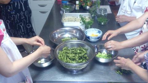 料理教室でおいしいコロッケ習ってきました。_d0182179_2063455.jpg
