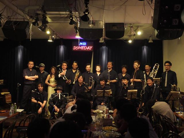 高瀬龍一BIG BAND PLAYS COUNT BASIE@新宿SOMEDAY_d0003502_1143259.jpg