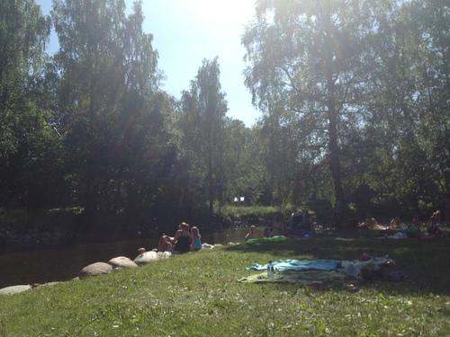 ノルウェーの夏の過ごし方_a0229904_21344637.jpg