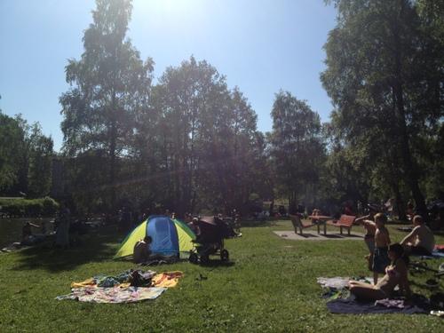 ノルウェーの夏の過ごし方_a0229904_21364277.jpg