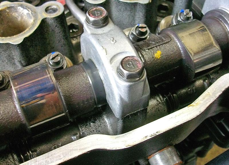 N尾っち号 GPZ900Rニンジャのエンジン載せ換えっちょ♪(Part1)_f0174721_23513583.jpg