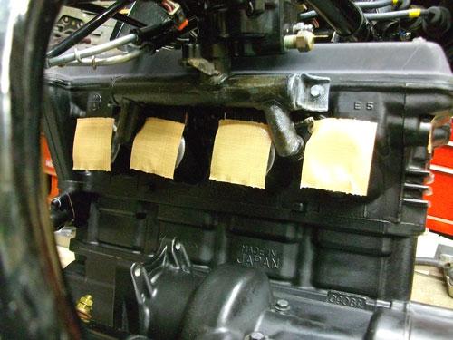 N尾っち号 GPZ900Rニンジャのエンジン載せ換えっちょ♪(Part1)_f0174721_23522118.jpg