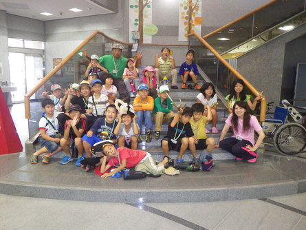 【 サマーキャンプ 2013 】 ・・・ 第51回企画 3日目_f0101226_3401494.jpg