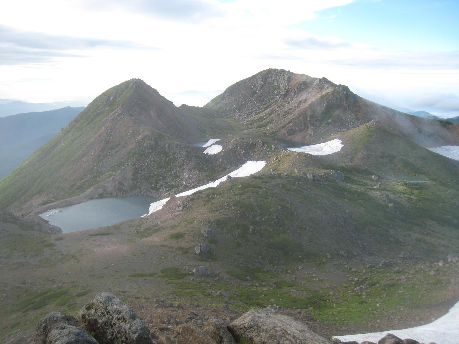 毎年恒例の白山登山へ_e0121558_0273049.jpg