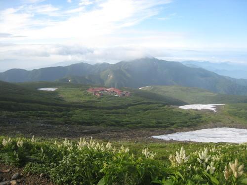 毎年恒例の白山登山へ_e0121558_0275913.jpg