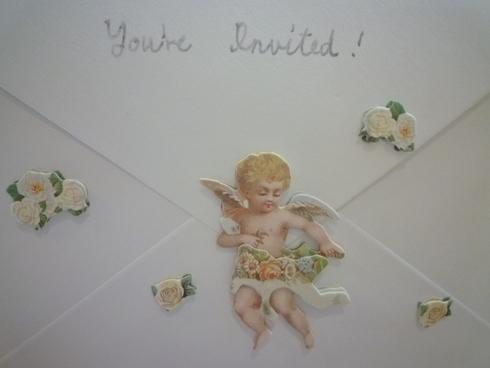 天使からの invitation。。。.。..。.゚。*・。♬♪*†_a0053662_3145095.jpg