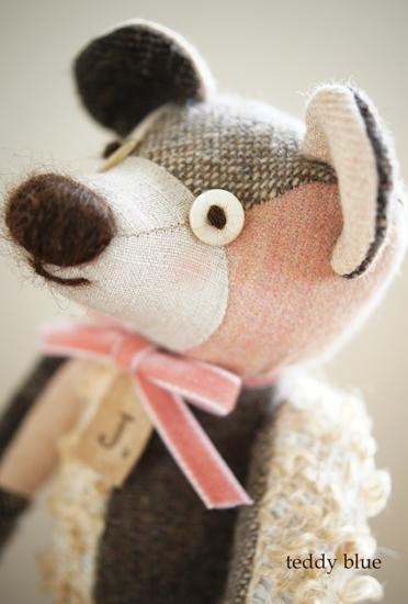 teddy pinky baby girl  テディ ピンキー ベイビーガール_e0253364_21101660.jpg