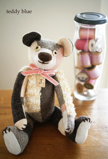teddy pinky baby girl  テディ ピンキー ベイビーガール_e0253364_21164987.jpg