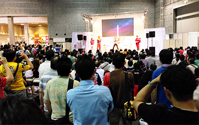 Vジャンプフェスティバル 大阪_e0146373_17443882.jpg