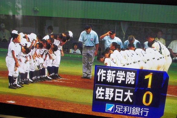 ((φ(-ω-)ちくちく① 高校野球観戦_b0187479_16332838.jpg