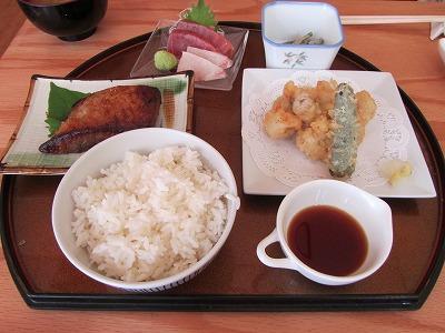 竹寿司ランチ_b0209691_23563964.jpg